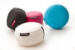 Aufblasbare Möbel von Display-Max: Aufblasbarer Tisch Bubble Table